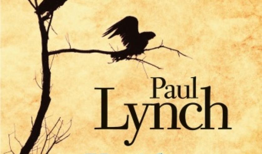 Un ciel rouge, le matin de Paul Lynch   Editions Albin Michel.