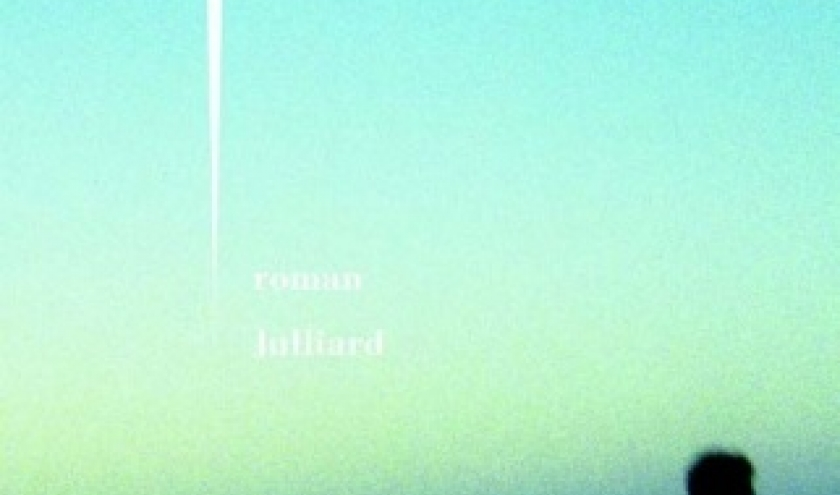 La Mer a courir de Jean Luc Marty    Editions Julliard.