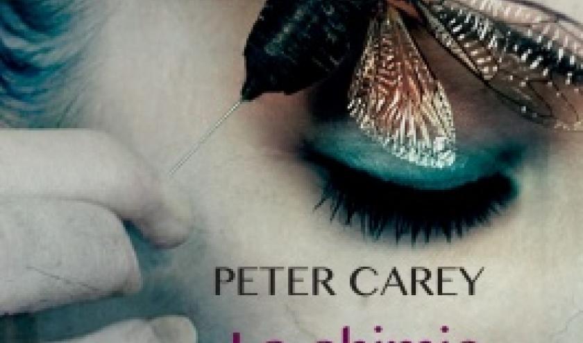 La Chimie des larmes de Peter Carey  Editions Actes Sud.
