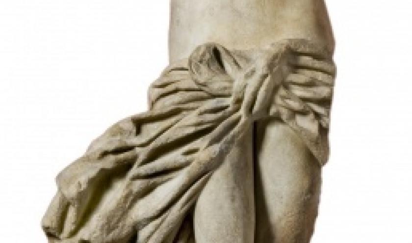 Statue d Aphrodite. Salamis. Epoque romaine.