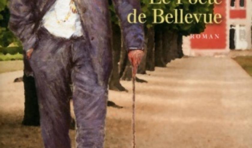 Le Poete de Bellevue de Gerard Georges   Presses de la Cite.