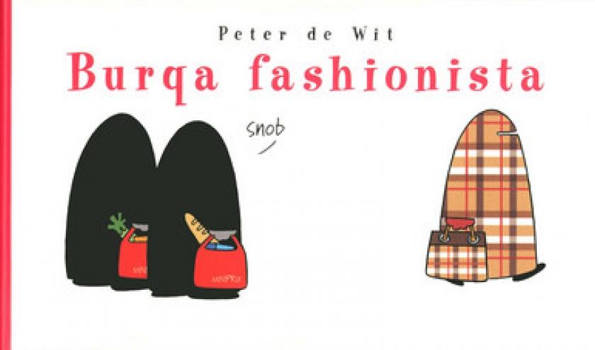 Burqa fashionista - Peter de Wit – Presses de la Cité.