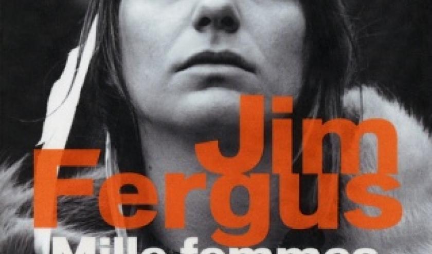 Mille femmes blanches de Jim Fergus  Editions Cherche Midi.
