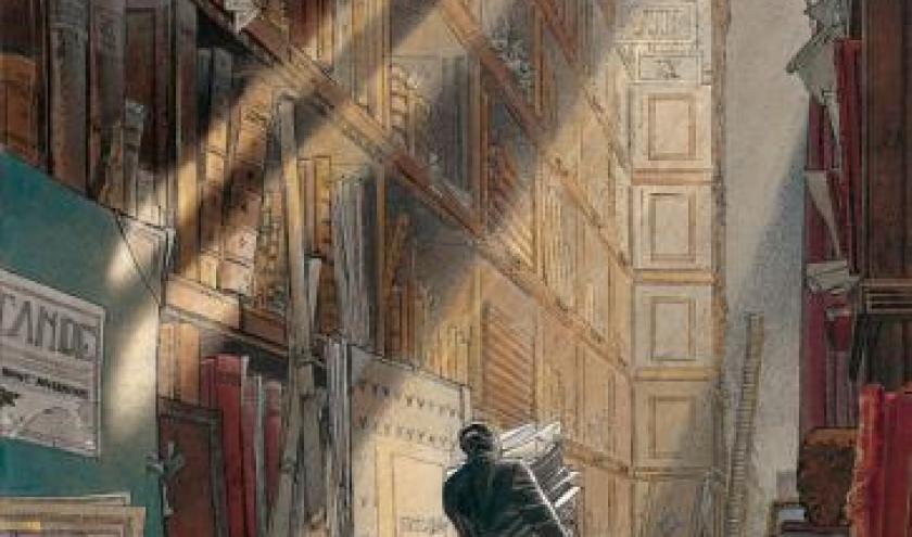 L'Archiviste (Édition 2009) – Les Cités obscures