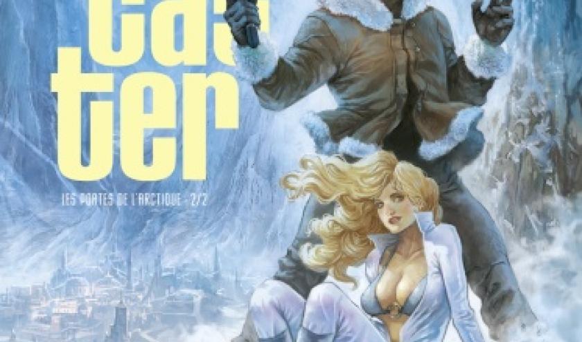 Lancaster  Tome 2, Le Royaume souterrain de JJ Dzialowski et Ch. Bec   Glenat.
