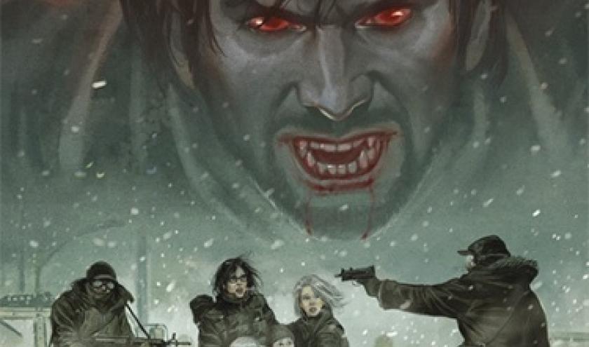 La terre des vampires Tome 2   Requiem de D. Munoz et M. Garcia   HumanoAssocies.