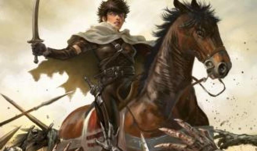 Crusades T3, La Bataille de Mansourah de Izu, Nikolavitch et Zhang Xiaoyu  Humano Associés.