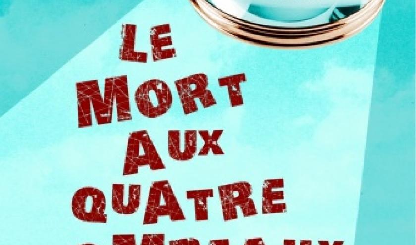 Le mort aux quatre tombeaux de Peter May  Editions Le Rouergue.