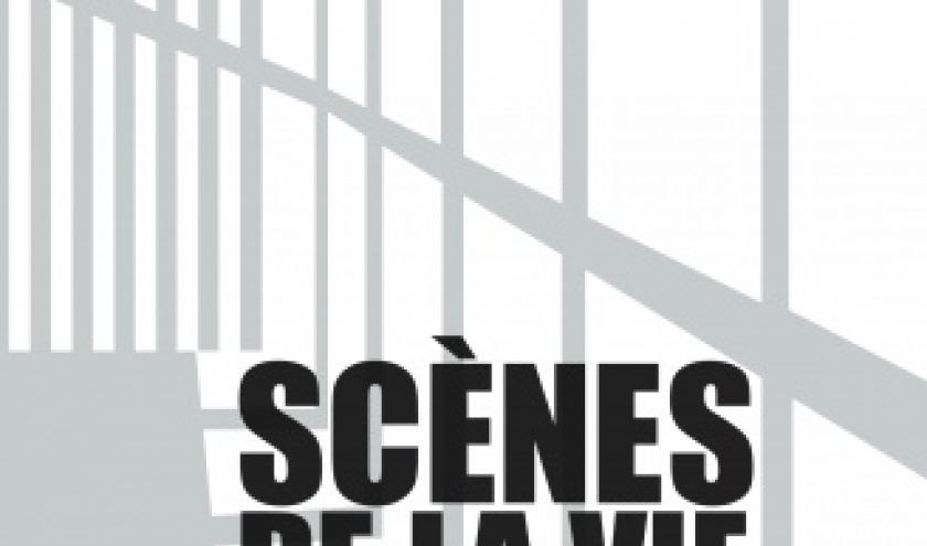 Scenes de la vie carcerale de Aissa Lacheb  Edtions Au Diable Vauvert.