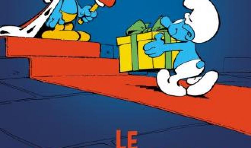 Les Schtroumpfs (T2) – Le Schtroumpfissime de Peyo et Delporte – Dupuis.