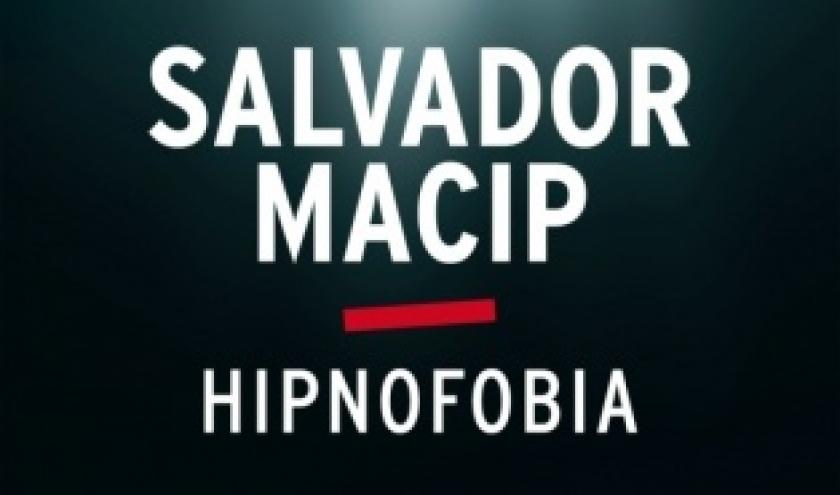 Hipnofobia de Salvador Macip  Collection Black Moon Thriller.