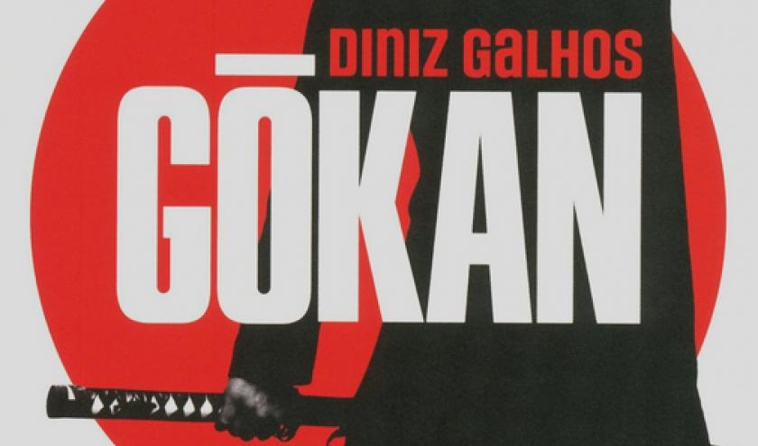 Gokan de Diniz Galhos  Editions Cherche  Midi.