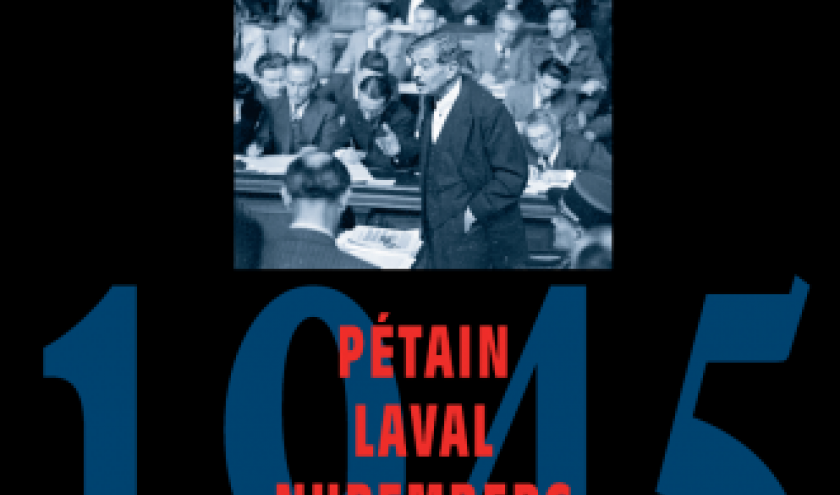 Trois proces - 1945  Petain   Laval  Nuremberg     Editions Omnibus.