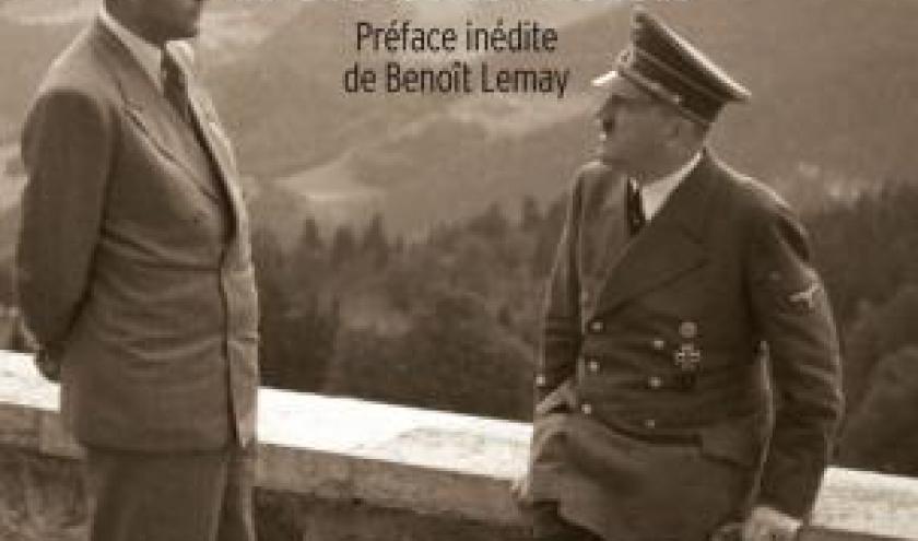 Au cœur du Troisieme Reich de Albert Speer - Editions Fayard.