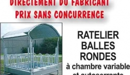 ratelier balle ronde