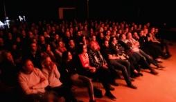 Le public de Rire en Gaume - Credit photo : Rire en Gaume