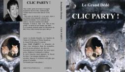 """Couverture """"Clic Party"""""""