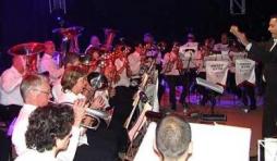 Vielsalm : concert 2007 du Brass Band de la Salm