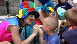 Aiseau-Presles - Enfance: Kermesse des Enfants