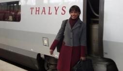 thalys - liege-paris
