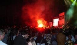 Standard de Liège : célébration du titre à Liège