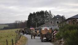 Le départ à Bihain, Bois des Roches