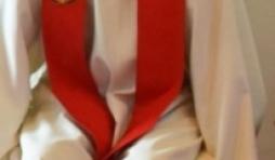 Jean-Francois qui sera promu au titre de Doyen de Vielsalm