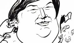 Caricature de Maggie De Block  par Jean-Marie Lesage