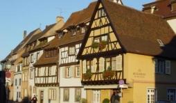 het middeleeuwse Colmar