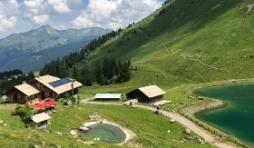 Refuge Nyon - France Montagnes