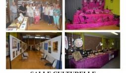 """48ième exposition """"artistes & artisans"""" à Cerfontaine"""