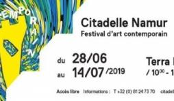 """L' """"Art contemporain"""", à la Citadelle de Namur, jusqu'au 14 Juillet"""
