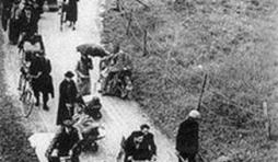 Exode de 1940. Avis de recherche