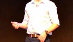 Jean-Francois Cayrey au festival d'Avignon.
