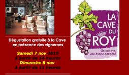 Degustation gratuite de vin en avec les vignerons