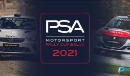 PSA Motorsport Rally Cup Belux 2021