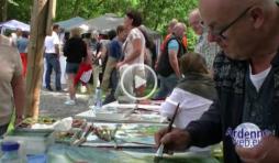 Achouffe, village des artistes 2017
