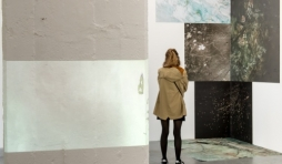 Matthieu Litt , artiste laureat 2019