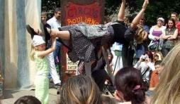 Bitume : fFestival International de Theatre de La Roche