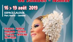 Jambes, Capitale du Folklore du Monde