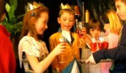 Houffalize, théâtre d'improvisation pour enfants