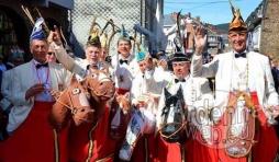 Carnaval de La Roche-en-Ardenne 2017 - video 01