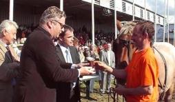 libramont,cheval,ardennais,foire,agricole,2007,prince Laurent et ministre Lutgen