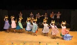 Conjunto de Danza Folklorica Expresion Latino Americana, de Cuenca, en Equateur video 4