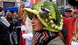 Une catherinette d'aujourd'hui:en couleur, ecologiste, qui ne croit plus tellement a St-Nicolas. Statu quo?