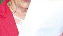 Ginette Gillardin, houffalize
