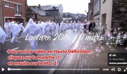 Laetare 2016 de Stavelot