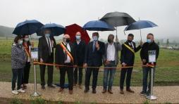 Hotton inaugure son nouveau parc d'activités économiques