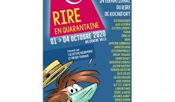 Rire en Quarantaine, un week-end festif du 1er au 04 octobre 2020
