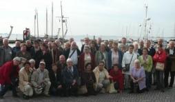 """Le groupe """" Jahrgang 43 """" dans son periple hollandais"""